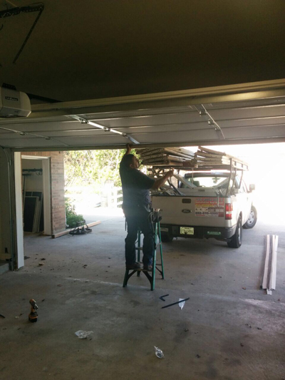 Garage Door Service in Fountain Hills